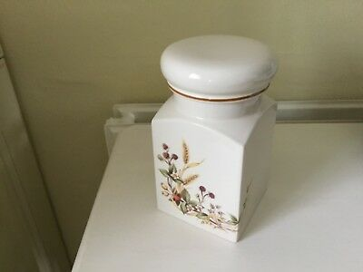 VINTAGE STORAGE JAR (HARVEST DESIGN by M&S)
