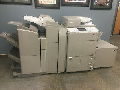 NEW DRIVERS: CANON IMAGERUNNER ADVANCE 8095 MFP UFRII XPS