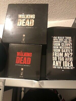 Walking Dead Bluray Collector