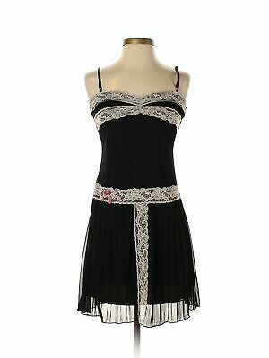 8f77fa6bad0 CHARLOTTE RUSSE WOMEN Black Cocktail Dress Sm -  13.99