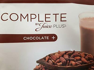Juice Plus Chocolate Shake 563g Diet Weight Loss Supplements New&Seal BBD 07/19