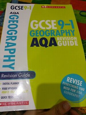 Gcse geography 9-1 aqa revision guide