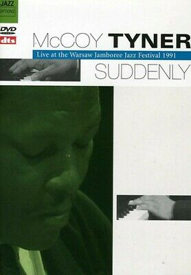 McCoy Tyner: Suddenly - Live at the Warsaw Jamboree Jazz Fest (REGION 0 DVD New)