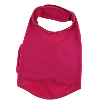 Anxiety Pet Vest Calming Compression Shirt Wrap for All Size Dogs Red M