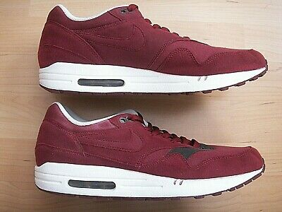 0b410aa9acdd0 NIKE AIR MAX 1 TONAL PACK RED 308866-601 MEN S TRAINING RUNNING SHOES
