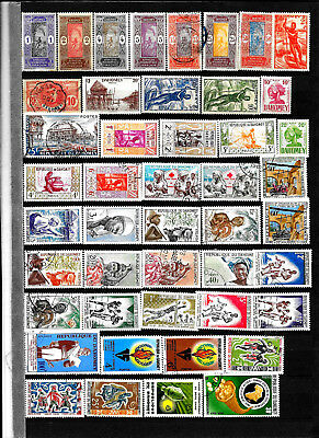 World / Lots Collection / Stamps /Africa / Benin