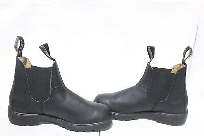 809c2a91f6b4 M1-980 BLUNDSTONE WOMEN S Black Premium Leather Chelsea Boots