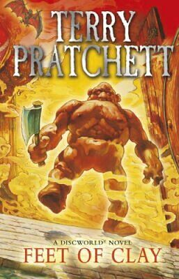 Feet Of Clay (Discworld Novel 19) by Terry Pratchett 9780552167574