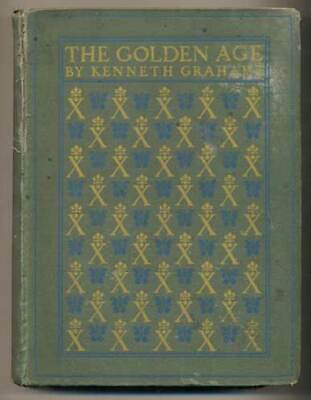Kenneth Grahame, Maxfield Parrish / Golden Age First Edition 1900