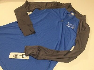 NIKE NFL DETROIT Lions Women's Long Sleeve Top New With Tags