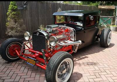 1931 Ford Model A  1931 Ford Model A Coupe - Period Correct Hot Rod - 425 Nail Head - Turbo 400