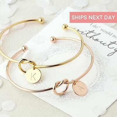 Handmade Heart Star Rope Bracelet Bangle Friendship Couple Card Jewelry Gift