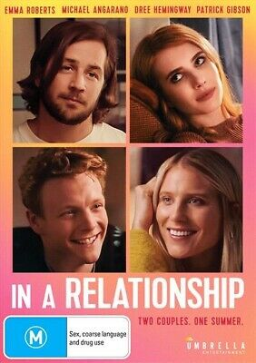 In A Relationship, DVD