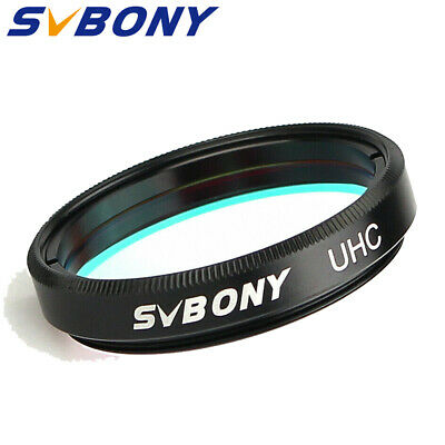 "SVBONY 1.25"" Telescope Eyepiece Filter High Contrast for Sky Light Pollution TOP"
