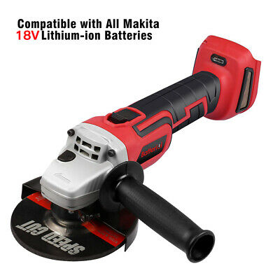 "For Makita DGA504 18V Li-ion Cordless 125mm (5"") Brushless Angle Grinder AU"