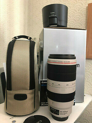 CANON EF 100-400mm f/4.5-5.6 L IS II USM LENS - 100-400 mm 1:4.5-5.6L
