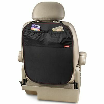 Diono Stuff 'n Scuff Car Seat Back Protector Large Storage Pockets (Black)