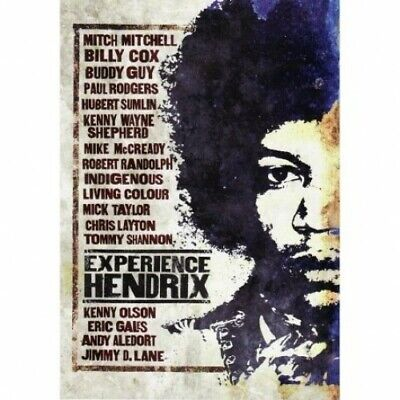 Various - Various Artists - Experience Hendrix [DVD] - DVD  0IVG The Cheap Fast