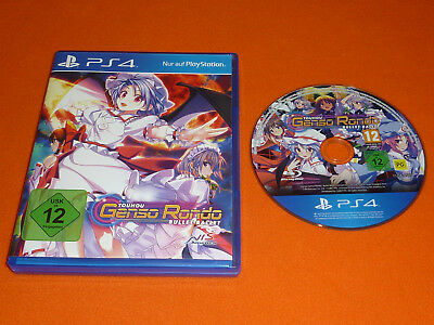 Sony Playstation 4 Spiel : Touhou Genso Rondo Bullet Ballet ! PS4 PS 4