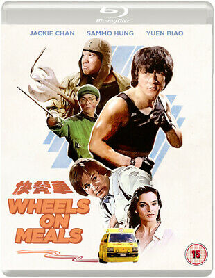 Wheels On Meals Blu-ray (2019) Jackie Chan ***NEW***