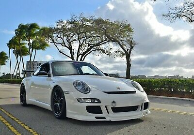 2007 Porsche 911 997.1 GT3 RS 2 Owner-Carbon Sport Seats-GMG Half Cage-20k Miles-Clean History-New CUP 2 tires