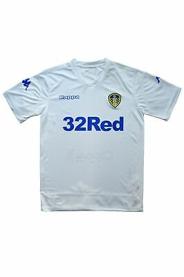 F.c. Leeds United Home Shirt 2018/19