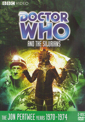 Doctor Who - Doctor Who And The Silurians (Jon *new Dvd
