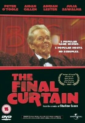 The Final Curtain [DVD] -  CD ILLN The Fast Free Shipping
