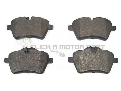 Mini Cooper D Clubman R55 1.6 D Cooper 108bhp Rear Brake Pads Discs 259mm Solid