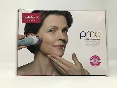 PMD Personal Microderm Complete System Skin Treatment Cell Regeneration OPEN PK