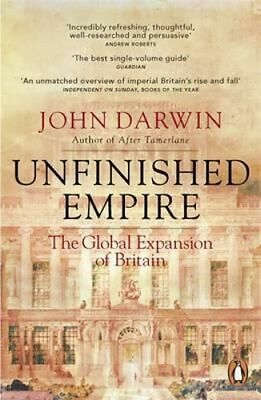 NEW Unfinished Empire By John Darwin Paperback Free Shipping