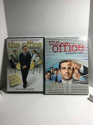 The Office Season 1 & 2 DVD Sealed New