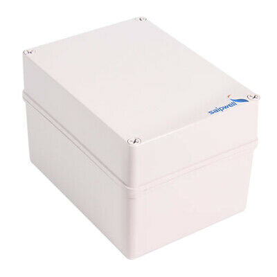"""ABS IP66 Junction Box Universal Electrical Project Enclosure 7.9x5.9x5.1"""""""