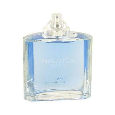 Nautica Voyage by Nautica 3.4 oz EDT Cologne for Men Brand New Tester
