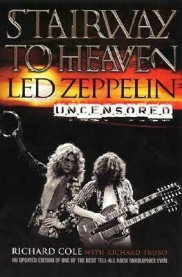 NEW Stairway to Heaven By Richard Cole Paperback Free Shipping