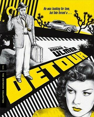 Criterion Collection: Detour [New Blu-ray] 4K Mastering, Special Ed, Subtitled