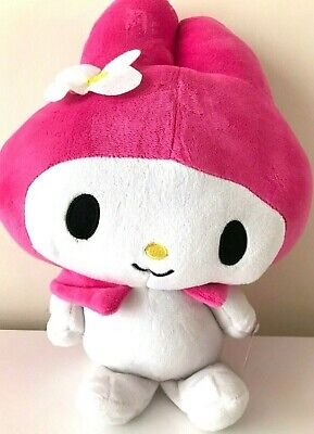 "XLarge 15.5"" My Melody Sanrio Super Cute Hello Kitty Plush Toy Pink. NEW."
