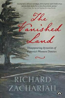 NEW The Vanished Land By Richard Zachariah Paperback Free Shipping