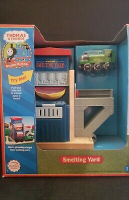 Learning Curve Thomas the Train Smelting Yard Brand New