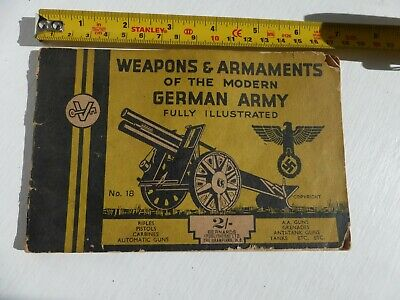 Weapons & Armaments of the modern German Army.