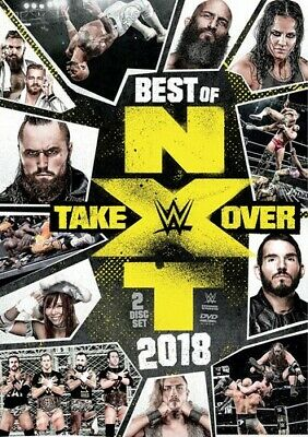 WWE: Best Of Nxt Takeover 2018 [New DVD] 2 Pack, Amaray Case