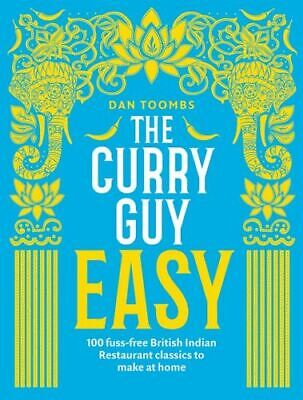 NEW The Curry Guy Easy By Dan Toombs Hardcover Free Shipping