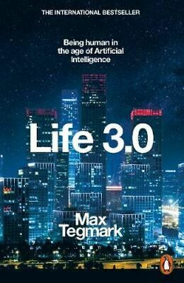 NEW Life 3.0 By Max Tegmark Paperback Free Shipping