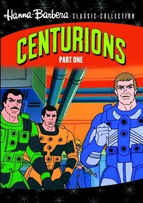 THE CENTURIONS PART ONE 1 New Sealed 3 DVD Set Hanna-Barbera Classic Collection