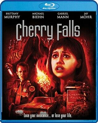 CHERRY FALLS New Sealed Blu-ray Brittany Murphy Michael Biehn