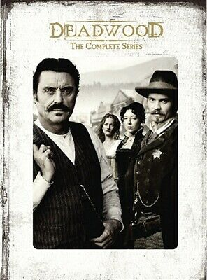 DEADWOOD THE COMPLETE SERIES New Sealed 19 DVD Set Seasons 1 2 3 4