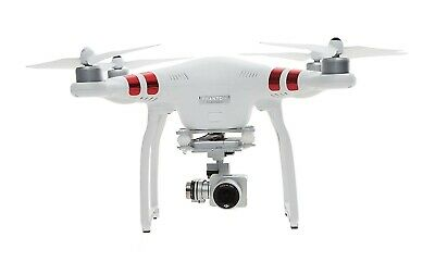 DJI Phantom 3 Standard Drone with 2.7K Camera and 3-Axis Gimbal With Case