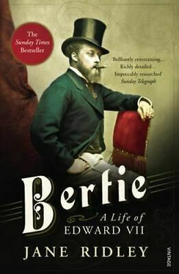 NEW Bertie By Jane Ridley Paperback Free Shipping