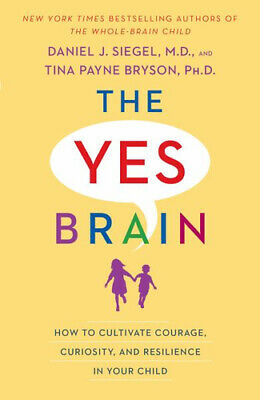 NEW The Yes Brain By Daniel J. Siegel Paperback Free Shipping