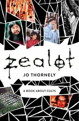 NEW Zealot By Jo Thornely Paperback Free Shipping